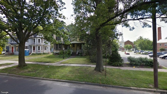 This Google Street View image shows the approximate location of 100 Washington Ave. in Haddonfield. The property at this address changed hands in October 2019, when new owners bought the property for $935,000.