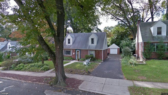 This Google Street View image shows the approximate location of 1810 Bryn Mawr Ave. in Haddon Heights. The property at this address changed hands in October 2019, when new owners bought the property for $278,000.