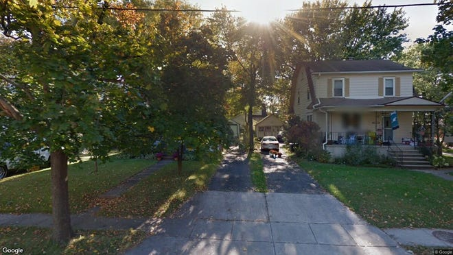 This Google Street View image shows the approximate location of 116 Woodland Terrace in Oaklyn. The property at this address changed hands in October 2019, when new owner bought the property for $137,000.