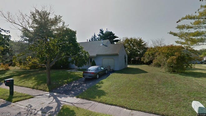 This Google Street View image shows the approximate location of 3 Powell Drive in Winslow. The property at this address changed hands in September 2019, when new owners bought the property for $143,000.
