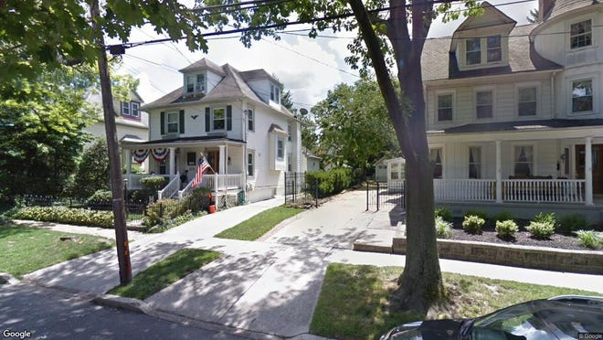 This Google Street View image shows the approximate location of 112 W. End Ave. in Haddonfield. The property at this address changed hands in September 2019, when new owners bought the property for $500,000.