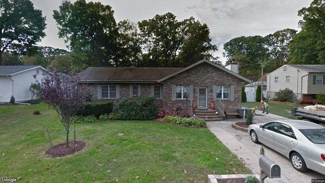 This Google Street View image shows the approximate location of 1845 County House Road in Deptford. The property at this address changed hands in October 2019, when new owners bought the property for $215,000.