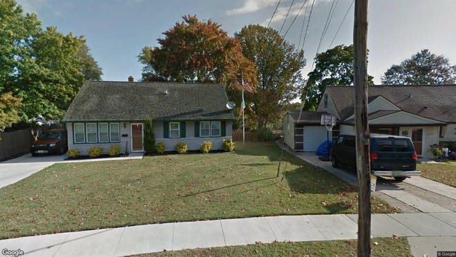 This Google Street View image shows the approximate location of 335 Lasalle Ave. in Deptford. The property at this address changed hands in September 2019, when new owner bought the property for $185,000.