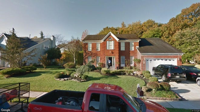 This Google Street View image shows the approximate location of 812 Vista Way in Deptford. The property at this address changed hands in October 2019, when new owners bought the property for $312,000.