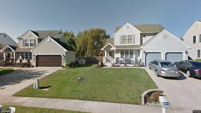 This Google Street View image shows the approximate location of 216 Woodcreek Road in Deptford. The property at this address changed hands in October 2019, when new owner bought the property for $255,000.