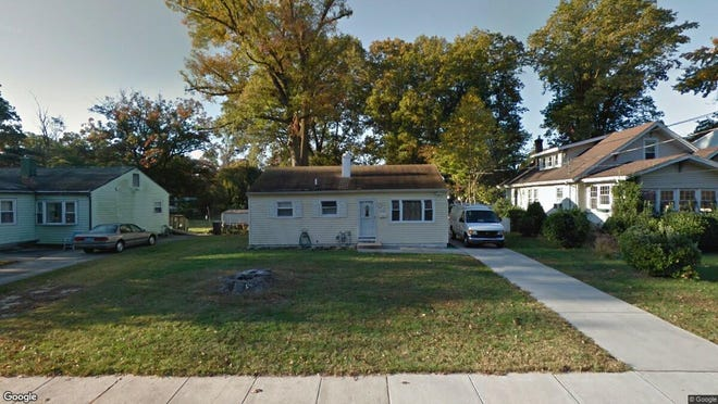This Google Street View image shows the approximate location of 136 Florence Ave. in Deptford. The property at this address changed hands in December 2019, when new owner bought the property for $140,000.