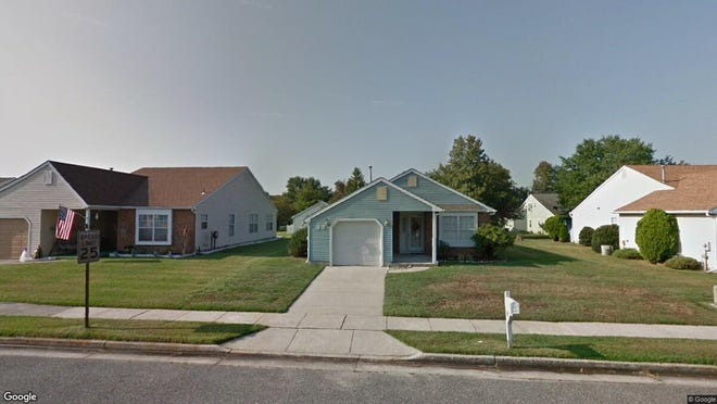 This Google Street View image shows the approximate location of 90 Knollwood Drive in Deptford. The property at this address changed hands in October 2019, when new owners bought the property for $195,000.