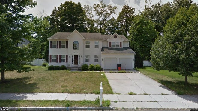 This Google Street View image shows the approximate location of 126 Copperfield Drive in Deptford. The property at this address changed hands in November 2019, when new owner bought the property for $300,000.