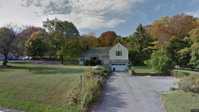 This Google Street View image shows the approximate location of 283 Pleasant Hill Road in Chester Township. The property at this address changed hands in December 2019, when new owners bought the property for $470,000.