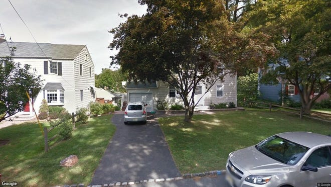 This Google Street View image shows the approximate location of 25 Sand Hill Road in Morristown. The property at this address changed hands in October 2019, when new owners bought the property for $460,000.