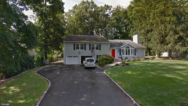 This Google Street View image shows the approximate location of 42 Afton Drive in Florham Park. The property at this address changed hands in November 2019, when new owners bought the property for $825,000.