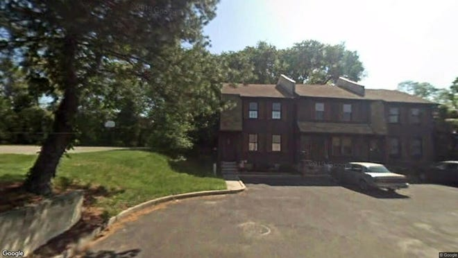 This Google Street View image shows the approximate location of 109 Cobblestone Lane in Cherry Hill. The property at this address changed hands in September 2019, when new owner bought the property for $152,000.