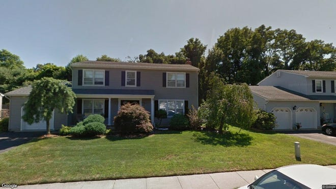 This Google Street View image shows the approximate location of 10 Cherrytree Circle in Howell. The property at this address changed hands in December 2019, when new owners bought the property for $360,000.
