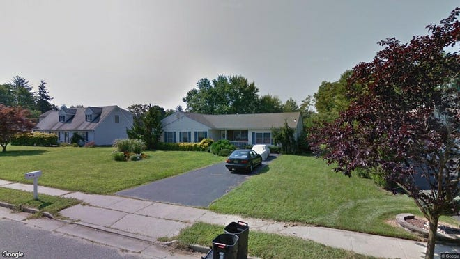This Google Street View image shows the approximate location of 5 W. Dey St. in Englishtown. The property at this address changed hands in December 2019, when new owners bought the property for $415,000.