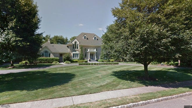 This Google Street View image shows the approximate location of 85 N. Mitchell Place in Little Silver. The property at this address changed hands in November 2019, when new owners bought the property for $1,267,000.