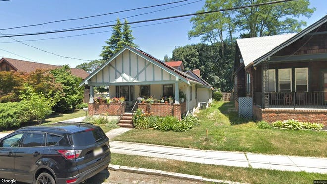 This Google Street View image shows the approximate location of 12 Wesley Ave. in Atlantic Highlands. The property at this address changed hands in September 2019, when new owners bought the property for $309,000.