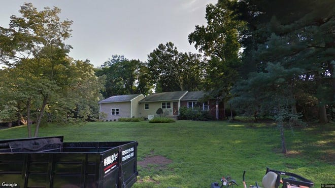 This Google Street View image shows the approximate location of 76 Bruce Road in Middletown. The property at this address changed hands in December 2019, when new owners bought the property for $469,000.