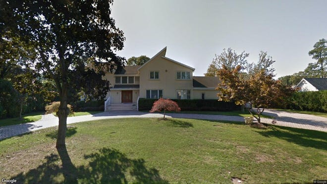 This Google Street View image shows the approximate location of 54 Old Farm Road in Ocean Township. The property at this address changed hands in December 2019, when new owner bought the property for $1,825,000.