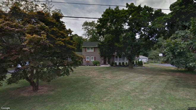 This Google Street View image shows the approximate location of 84 Clearview Drive in Tinton Falls. The property at this address changed hands in December 2019, when new owners bought the property for $440,000.