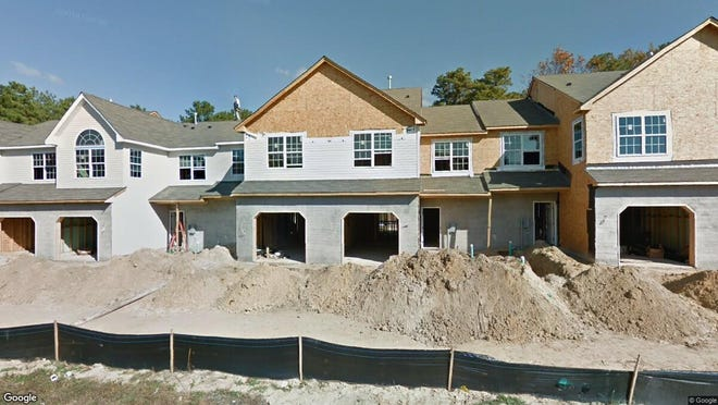 This Google Street View image shows the approximate location of 8 Santa Rosa Lane in Tinton Falls. The property at this address changed hands in December 2019, when new owner bought the property for $315,000.