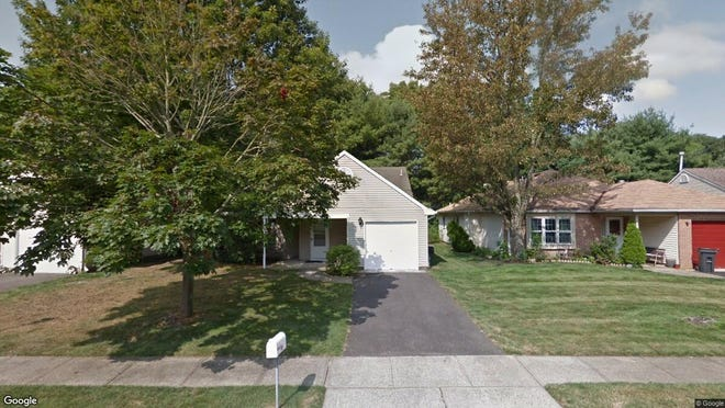 This Google Street View image shows the approximate location of 20 Mallard Drive in Brick. The property at this address changed hands in November 2019, when new owners bought the property for $180,000.