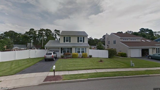 This Google Street View image shows the approximate location of 533 Dorothy Place in Brick. The property at this address changed hands in November 2019, when new owner bought the property for $310,000.