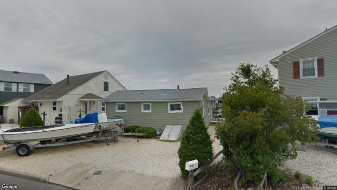 This Google Street View image shows the approximate location of 235 San Fernando Drive in Toms River. The property at this address changed hands in November 2019, when new owners bought the property for $587,500.