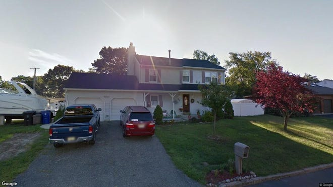 This Google Street View image shows the approximate location of 886 Fairview Drive in Toms River. The property at this address changed hands in November 2019, when new owner bought the property for $385,000.