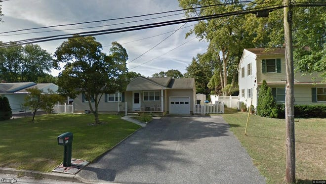 This Google Street View image shows the approximate location of 992 Mcguire Drive in Toms River. The property at this address changed hands in November 2019, when new owner bought the property for $280,000.
