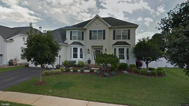 This Google Street View image shows the approximate location of 1439 G St. in Lacey. The property at this address changed hands in October 2019, when new owners bought the property for $375,900.