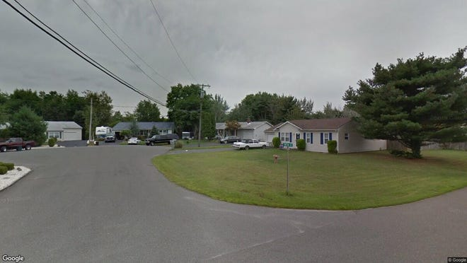 This Google Street View image shows the approximate location of 4 Puffin Court in Lacey. The property at this address changed hands in October 2019, when new owner bought the property for $169,700.