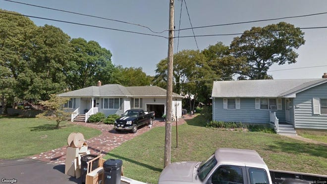 This Google Street View image shows the approximate location of 823 Fay Court in Point Pleasant. The property at this address changed hands in October 2019, when new owner bought the property for $442,500.