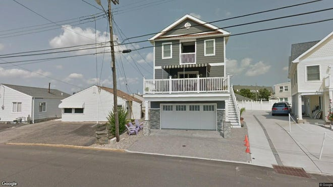 This Google Street View image shows the approximate location of 74B Inlet Drive - Rear in Point Pleasant Beach. The property at this address changed hands in October 2019, when new owner bought the property for $408,000.