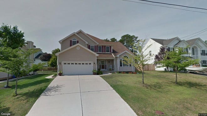This Google Street View image shows the approximate location of 973 Sandy Circle in Stafford. The property at this address changed hands in October 2019, when new owners bought the property for $380,000.