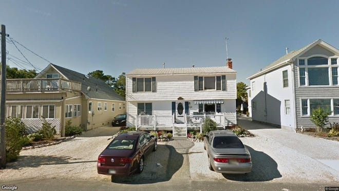 This Google Street View image shows the approximate location of 346 S. Second St. in Surf City. The property at this address changed hands in October 2019, when new owners bought the property for $737,000.