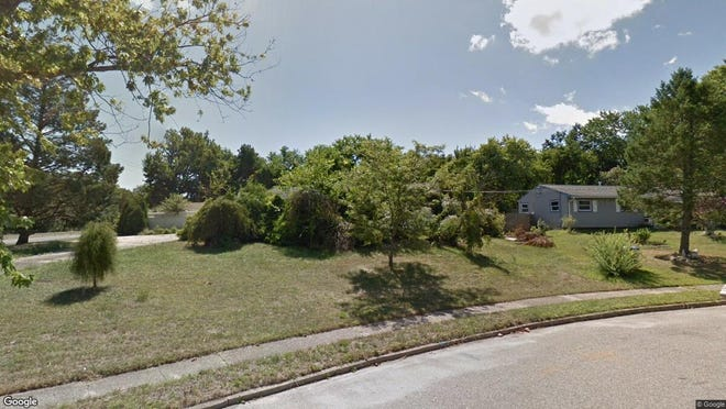 This Google Street View image shows the approximate location of 1085 Ruby Drive in Toms River. The property at this address changed hands in November 2019, when new owner bought the property for $335,000.