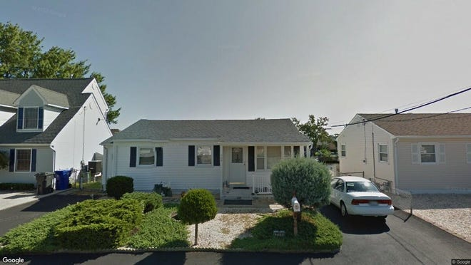 This Google Street View image shows the approximate location of 725 Phoebe St. in Toms River. The property at this address changed hands in October 2019, when new owner bought the property for $242,000.
