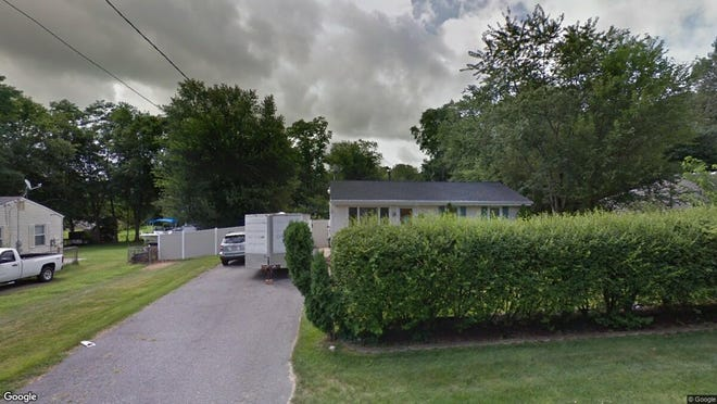This Google Street View image shows the approximate location of 1255 Aldrich Road in Jackson. The property at this address changed hands in December 2019, when new owner bought the property for $269,900.
