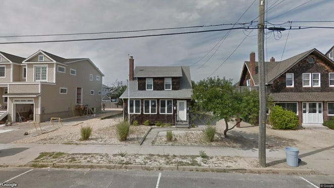 This Google Street View image shows the approximate location of 21 Camden Ave. in Lavallette. The property at this address changed hands in November 2019, when new owners bought the property for $780,000.