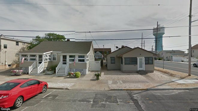 This Google Street View image shows the approximate location of 110 Philadelphia Ave. in Lavallette. The property at this address changed hands in November 2019, when new owner bought the property for $870,000.