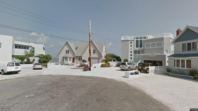 This Google Street View image shows the approximate location of 70 Butler Road in Long Beach Township. The property at this address changed hands in October 2019, when new owners bought the property for $1,350,000.