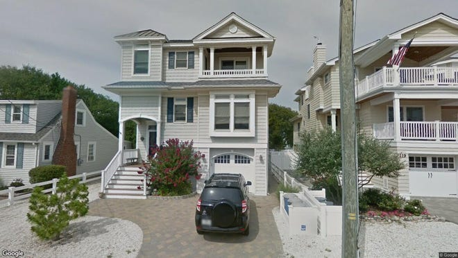 This Google Street View image shows the approximate location of 115 E. 19th St. in Long Beach Township. The property at this address changed hands in December 2019, when new owners bought the property for $1,500,000.