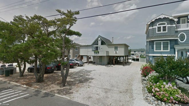 This Google Street View image shows the approximate location of 317 W. Fifth St. in Ship Bottom. The property at this address changed hands in December 2019, when new owner bought the property for $760,000.