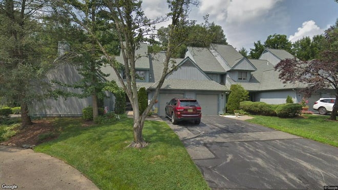 This Google Street View image shows the approximate location of 50 Forsgate Court in Washington Township. The property at this address changed hands in October 2019, when new owner bought the property for $500,000.