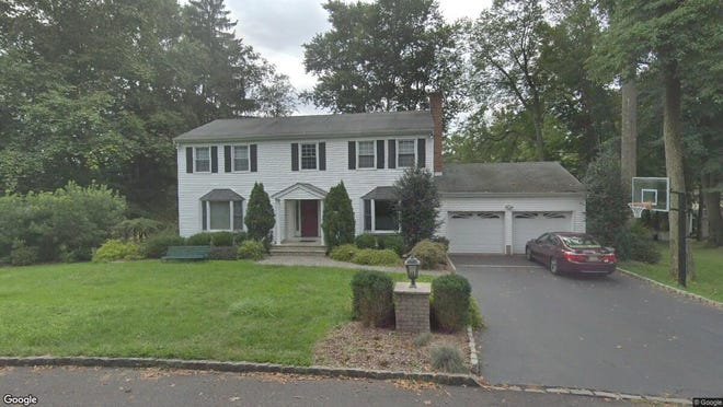 This Google Street View image shows the approximate location of 10 Dogwood Lane in Ho-Ho-Kus. The property at this address changed hands in September 2019, when new owners bought the property for $789,000.