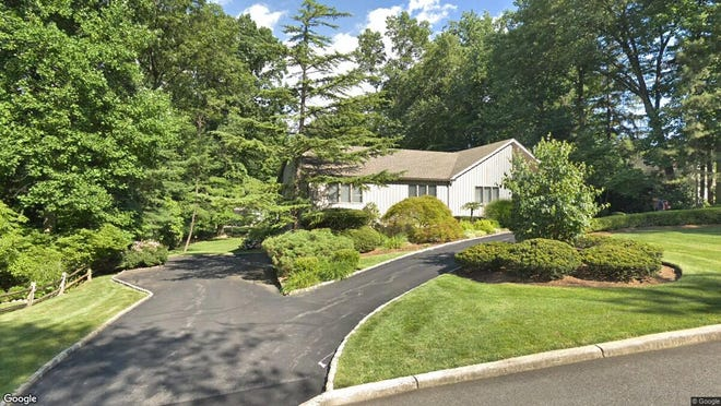 This Google Street View image shows the approximate location of 104 Kenwood Drive in Woodcliff Lake. The property at this address changed hands in October 2019, when new owners bought the property for $794,500.