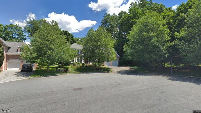 This Google Street View image shows the approximate location of 23 E. Hill Court in Tenafly. The property at this address changed hands in September 2019, when new owners bought the property for $1,320,000.