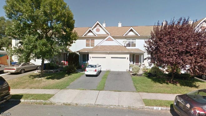 This Google Street View image shows the approximate location of 25 Tattersall Drive in Burlington. The property at this address changed hands in October 2019, when new owners bought the property for $224,000.
