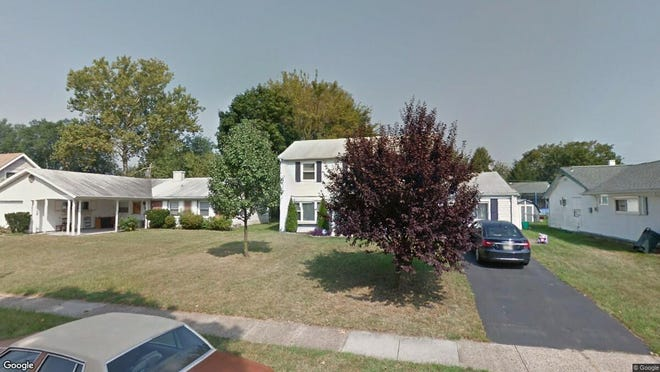 This Google Street View image shows the approximate location of 19 Sedgwick Lane in Willingboro. The property at this address changed hands in July 2019, when new owner bought the property for $165,000.