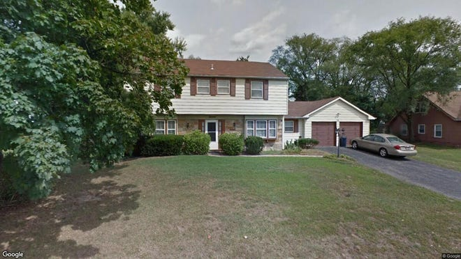 This Google Street View image shows the approximate location of 11 Crestview Drive in Willingboro. The property at this address changed hands in October 2019, when new owner bought the property for $185,000.